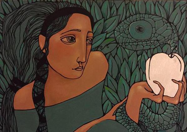 Akzhana Abdalieva Tutt'Art@
